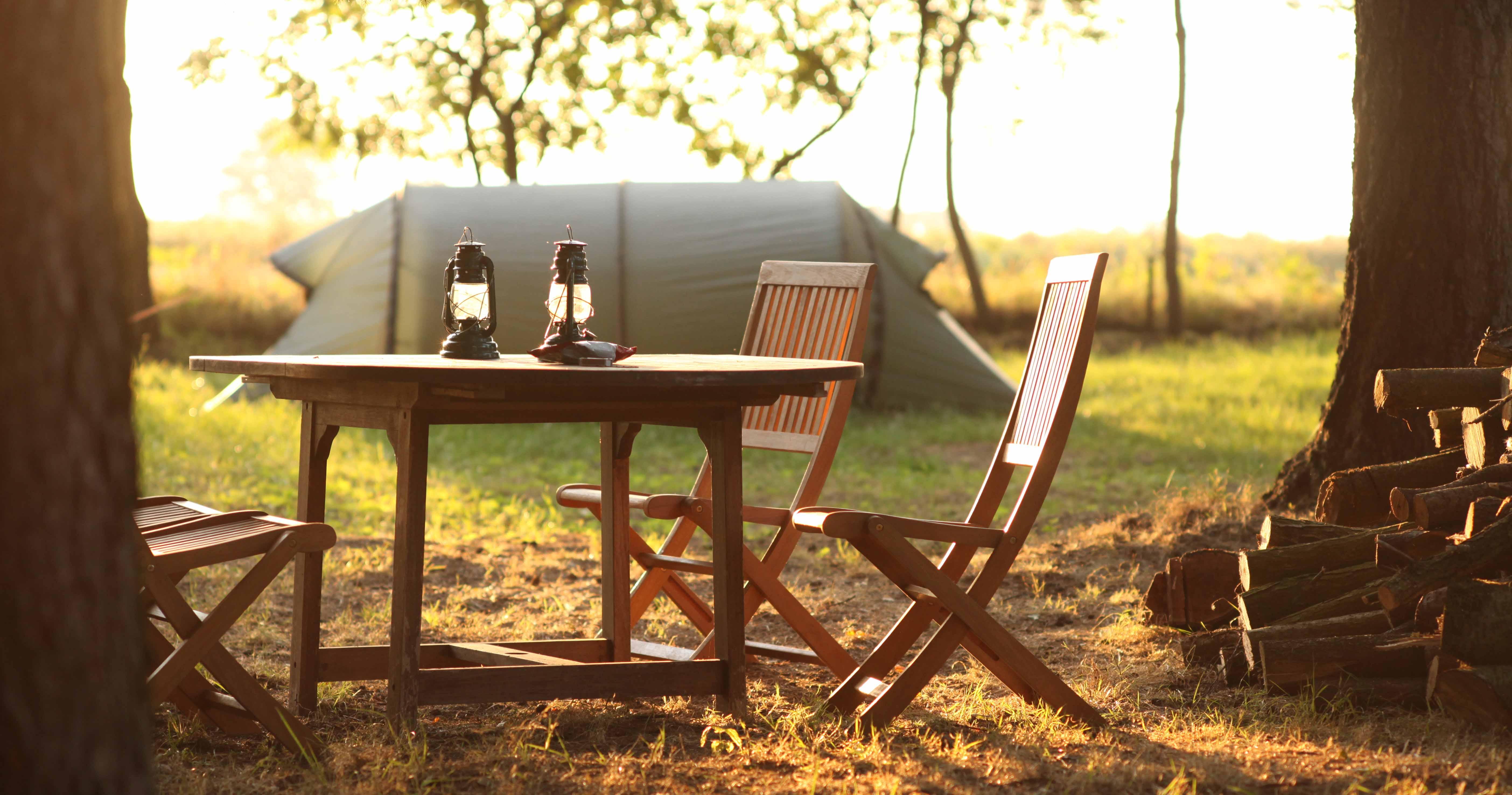 Camping a vendre