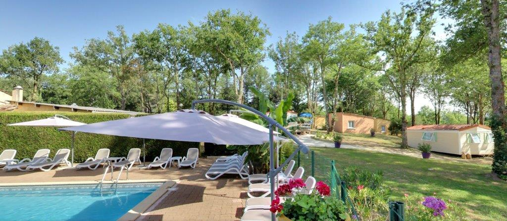 Camping sud ouest lot