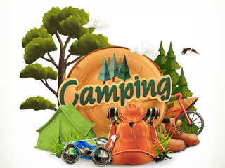 Mailing camping